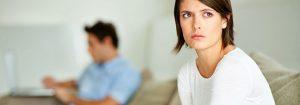 Chiropractic Cullman AL Woman Thinking