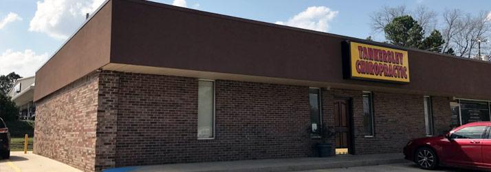 Chiropractic Cullman AL Office Building